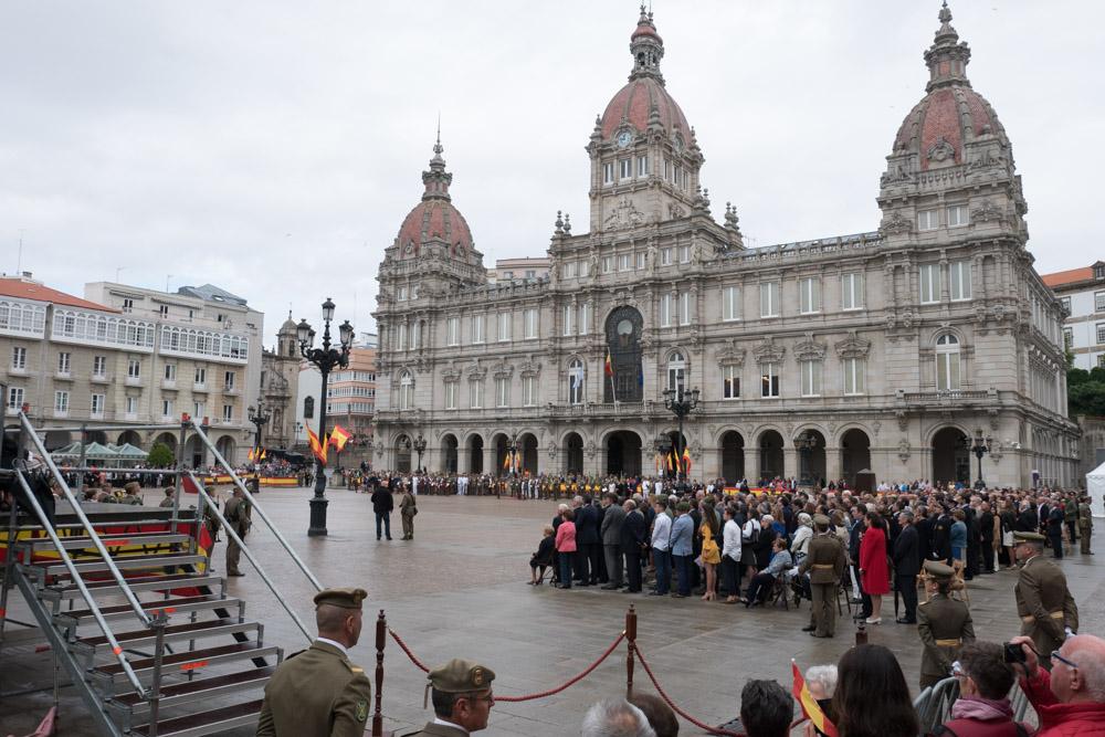 Rådhuset i A Coruña