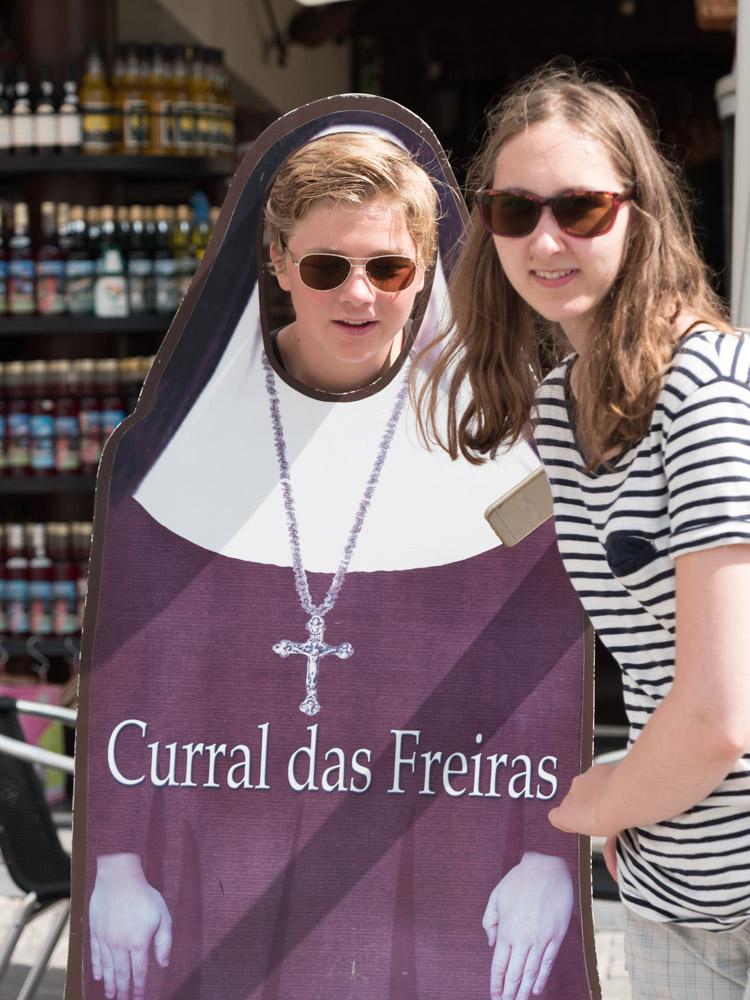 Nonner kommer i alle former...