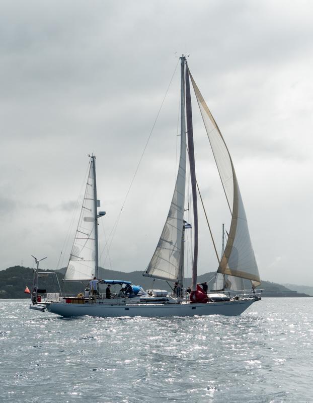 Noen båter er ekstra flinke til å få gode rutiner på plass, trene på sikkerhetsdrillene og sette sikkerhet fremfor hastighet